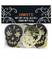 "Metallic-Konfetti ""Day of the Dead"" - 14 g"