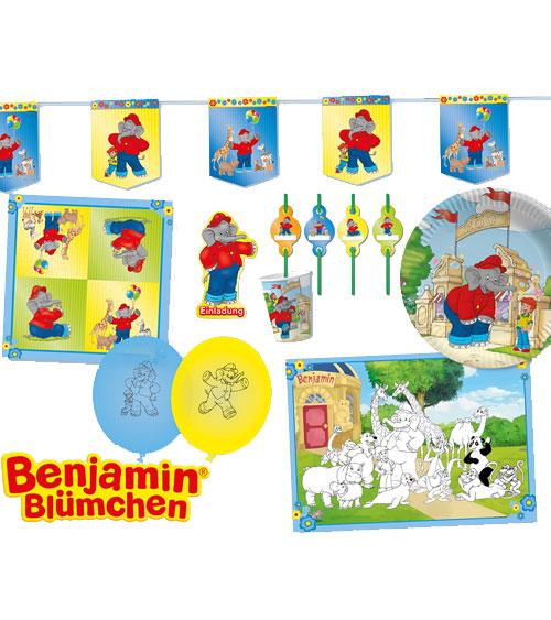 Benjamin Blumchen Film Comic Figuren Madchenparty