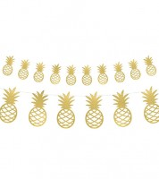 "Ananasgirlande ""Aloha Party"" - 2 m"