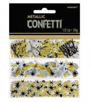 "Metallic-Streukonfetti ""HAPPY NEW YEAR"" - 34 g"