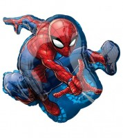 "Supershape-Folienballon ""Spider-Man"""