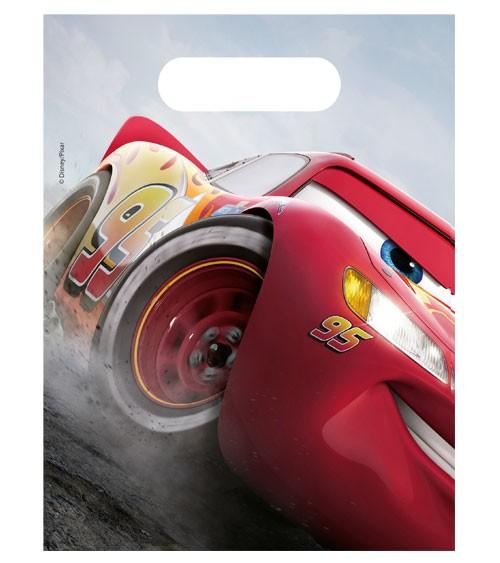 "Partytüten ""Cars - The Legend of the Track"" - 6 Stück"