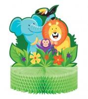 """Wabenaufsteller """"Dschungel Safari"""" - 23 x 28 cm"""