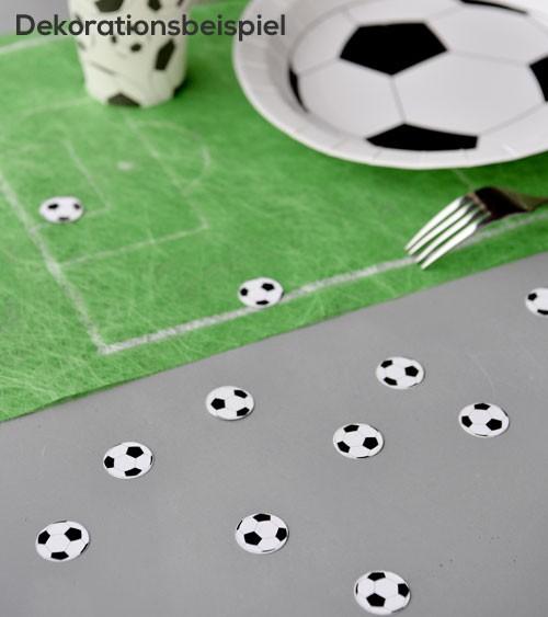 """Konfetti """"Fußball"""" - 6 g"""