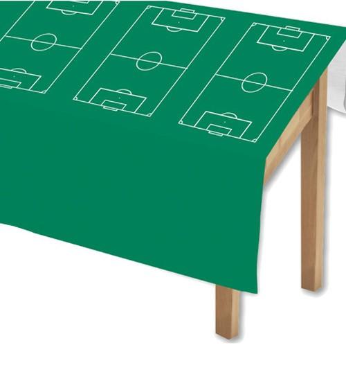 """Papier-Tischdecke """"Fußballfeld"""" - 120 x 180 cm"""