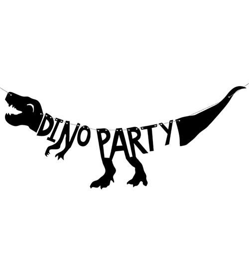 "Dinosaurier-Girlande ""Dinoparty"" - 90 cm"