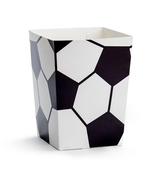 "Popcorn-Boxen ""Fußball"" - 6 Stück"