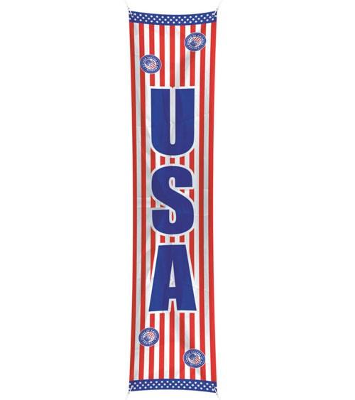 "Großer Banner ""USA"" - 300 x 60 cm"