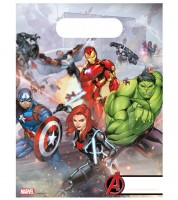 """Partytüten """"Mighty Avengers"""" - 6 Stück"""