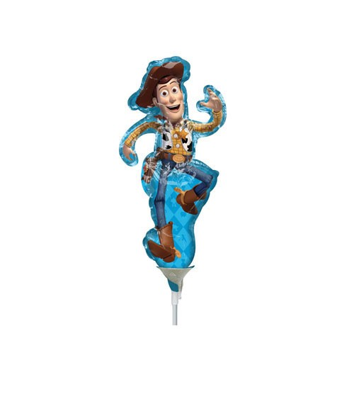 "Minishape-Folienballon ""Toy Story 4 - Woody"" - 45 cm"