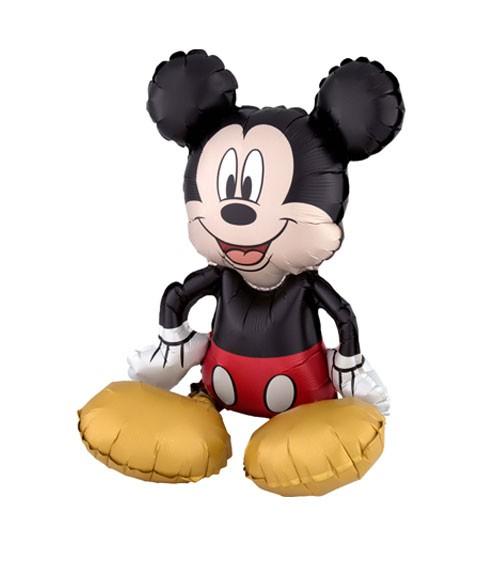 "Sitting-Folienballon ""Mickey Mouse"" - 45 x 45 cm"