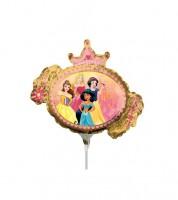 "MiniShape-Folienballon ""Disney Princess"" - 34 x 29 cm"