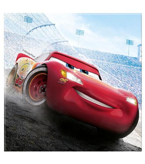 """Servietten """"Cars - The Legend of the Track"""" - 20 Stück"""