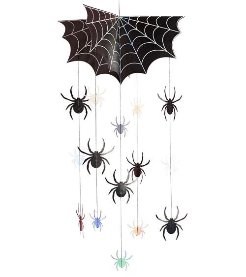"Deko-Mobilé ""Spinnen"" - 32,2 x 63,8 cm"