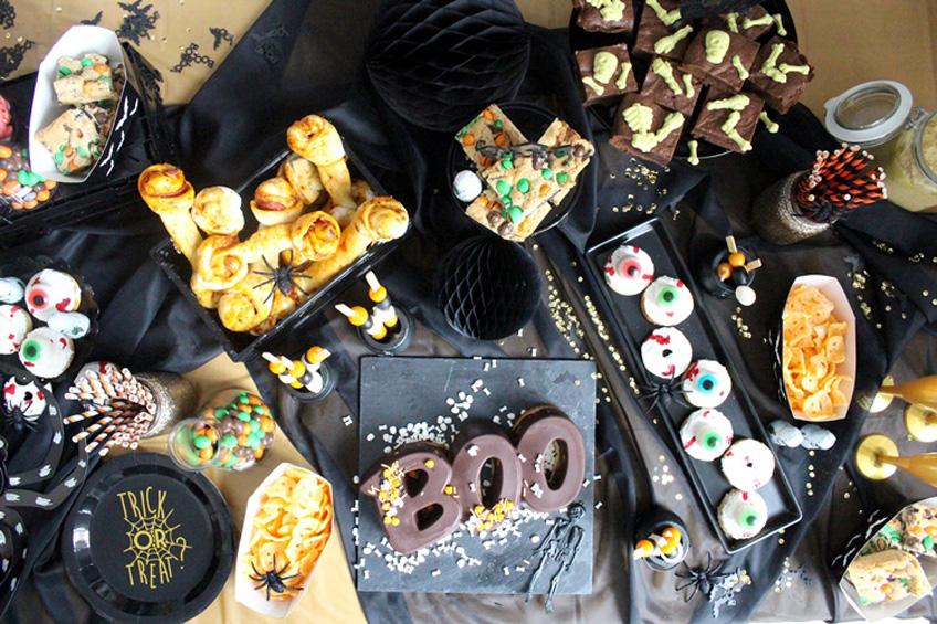 Süße Ideen für eure Halloween Party mit Stil