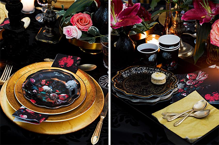 gem tliche geselligkeit 5 feiern ohne anlass pink dots partystore deko blog. Black Bedroom Furniture Sets. Home Design Ideas