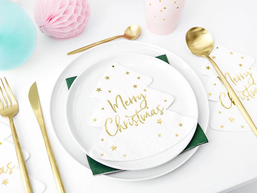Mische für deine Weihnachts-Deko traditionelle Farben und klassisches Pastell