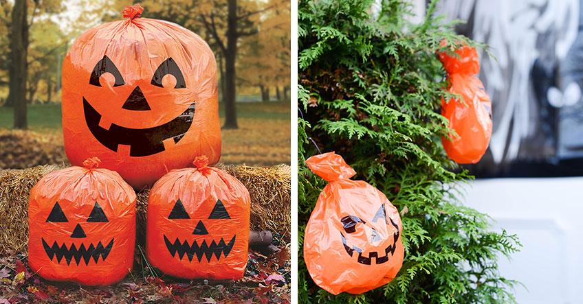 Spuk Im Garten So Dekorierst Du Draussen Fur Halloween Pink Dots Partystore Deko Blog