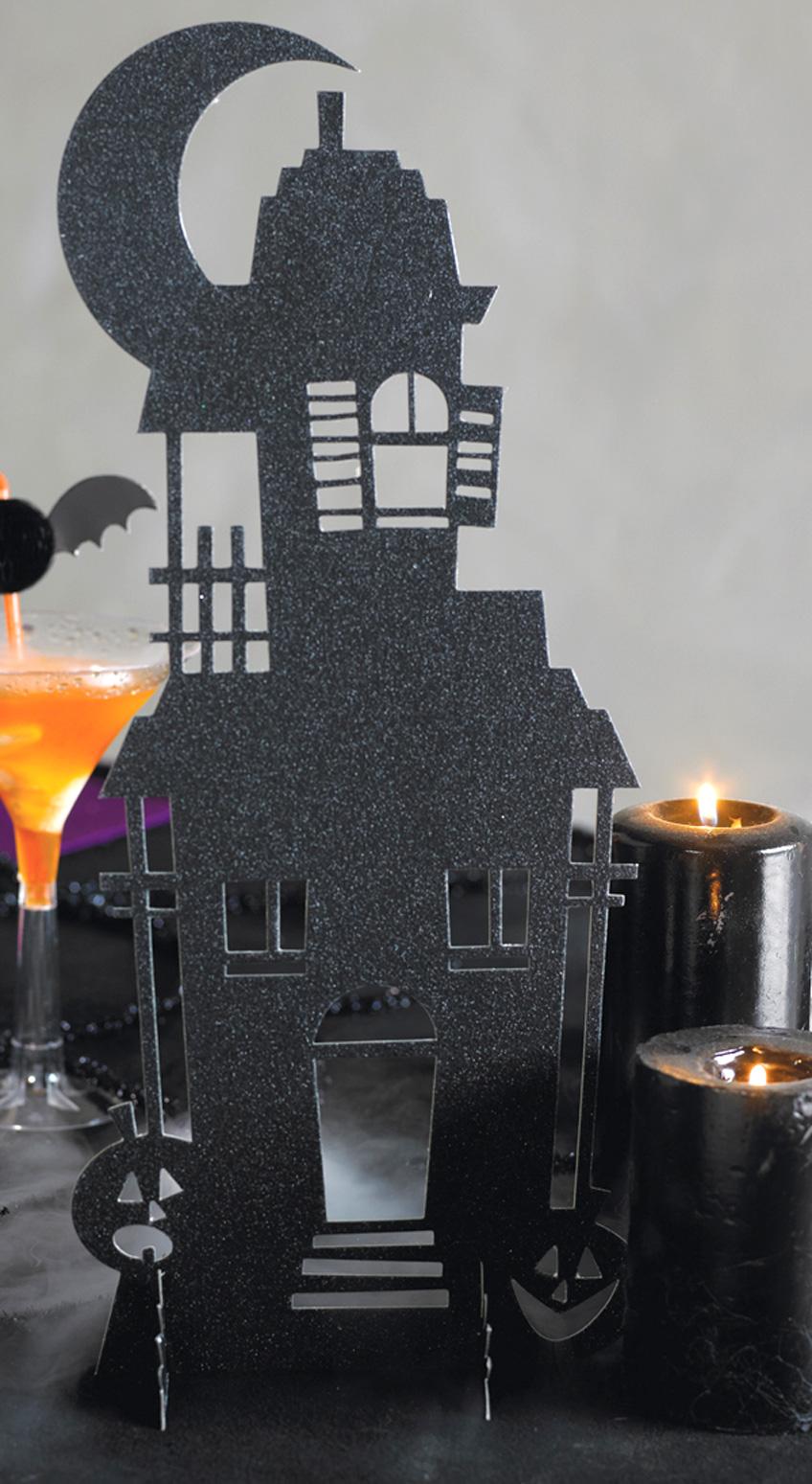 Gespenstische Halloween Dekoration Selbst Basteln Pink Dots Partystore Deko Blog