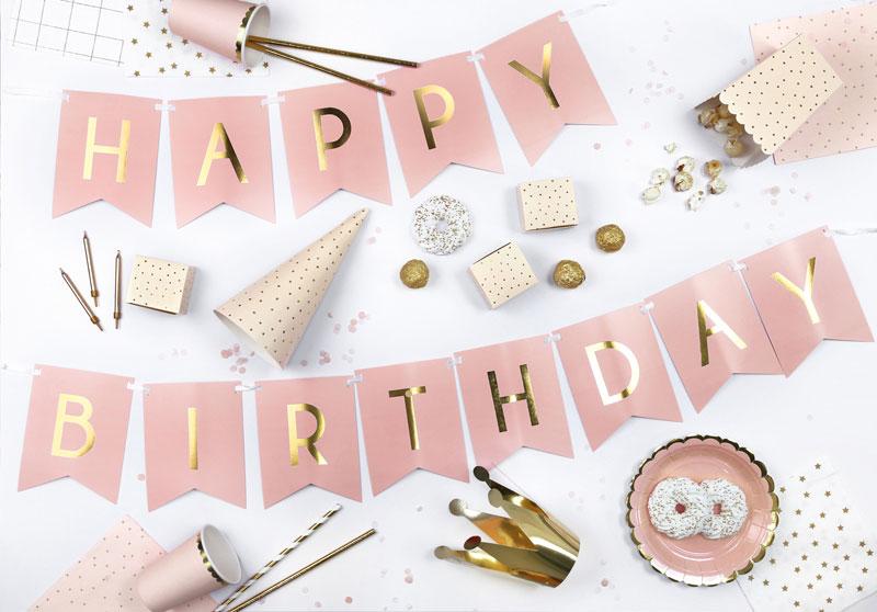 Sweet 16 Ideen.Sweet 16 Ideen Fur Den 16 Geburtstag Pink Dots Partystore