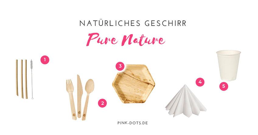 Unsere tollen Produkte aus natürlichem Material