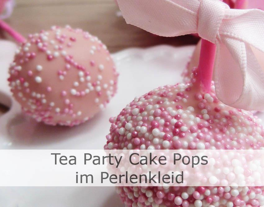 wollt ihr das rezept f r die traumhaften cake pops im perlenkleid pink dots partystore deko. Black Bedroom Furniture Sets. Home Design Ideas