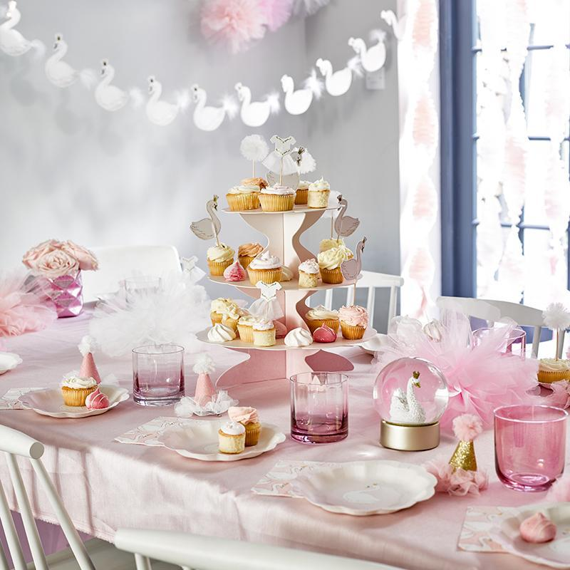 Madchen Party Pink Dots Partystore Deko Blog