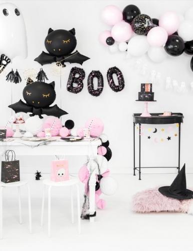 Total in - Kreative Halloween-Deko in süßen Bonbonfarben
