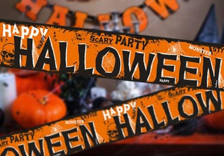 Kleine Details runden die Halloween-Party perfekt ab