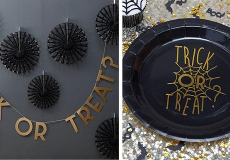 Süßes oder Saures - mit dem Spruch fragen Kinder nach Süßigkeiten zu Halloween