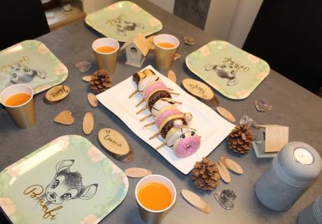 Bambi ist ein wundervolles Motto zum Kindergeburtstag für alle Waldtier-Fans (c) Lea_Lae